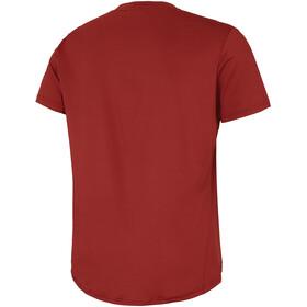 Ziener Nolaf T-Shirt Men, cardinal red